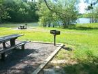 Picnic Tables at the Trailhead