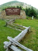Welcome to Mount Mitchell State Park!