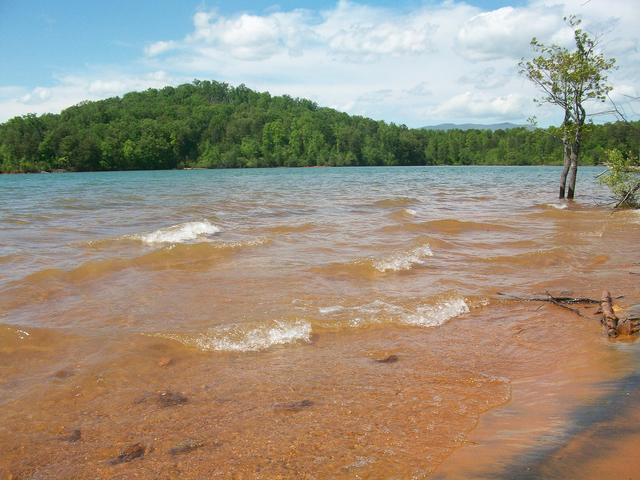 Lake at SABA Beach