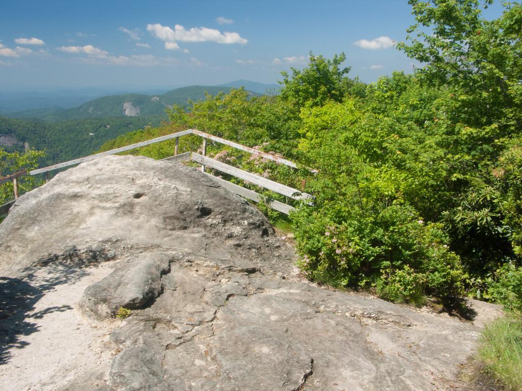 Whiteside Mountain Summit