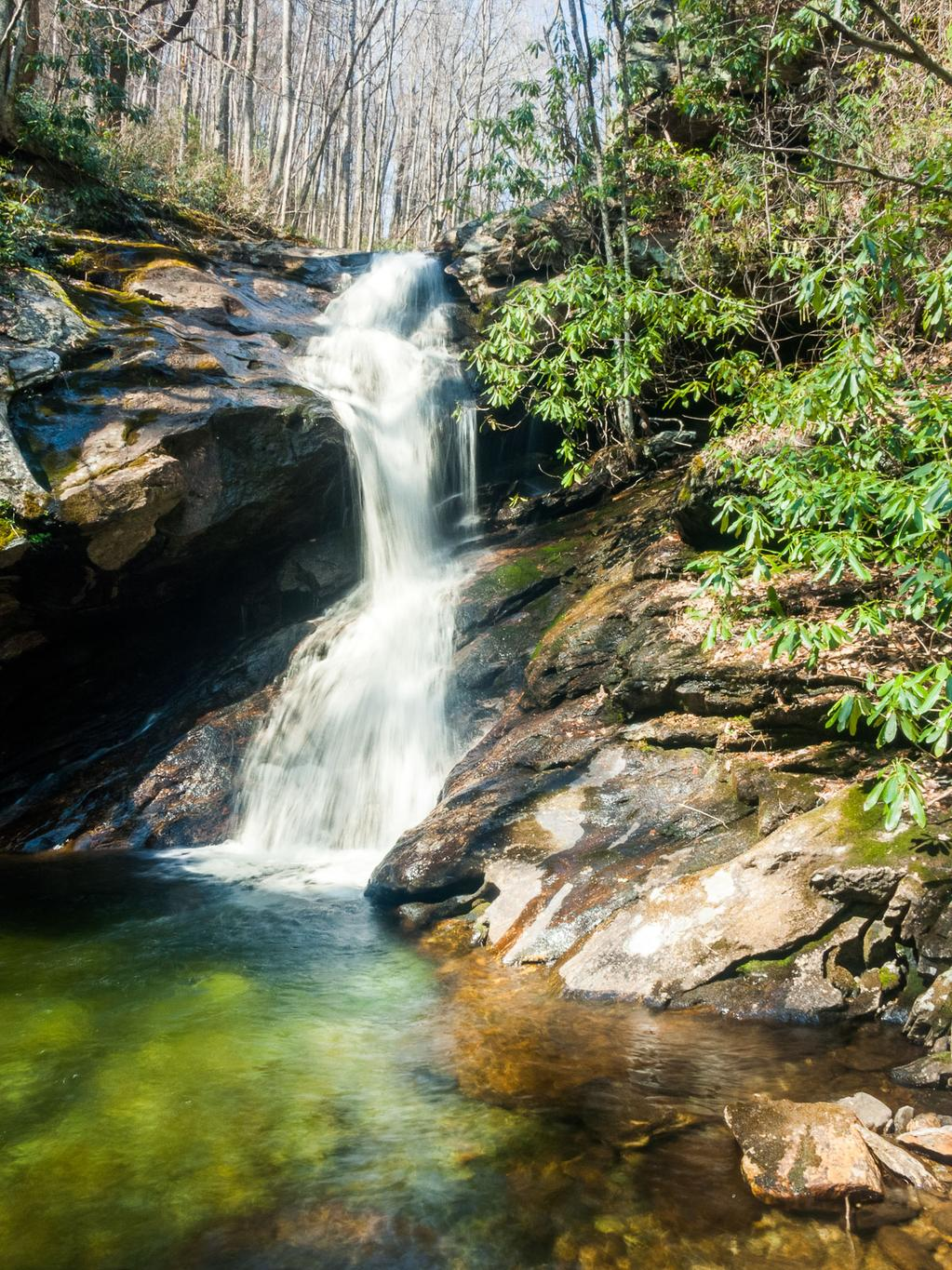 Western North Carolina Waterfalls: WNCWaterfalls.info