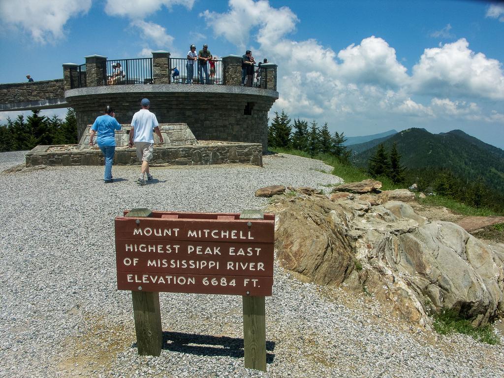 Mount Mitchell Summit