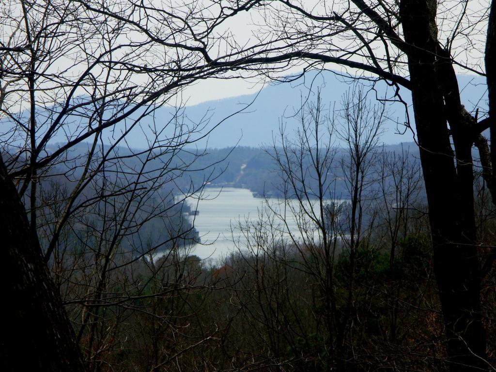 View of Bald Mountain Lake from Buffalo Creek Park