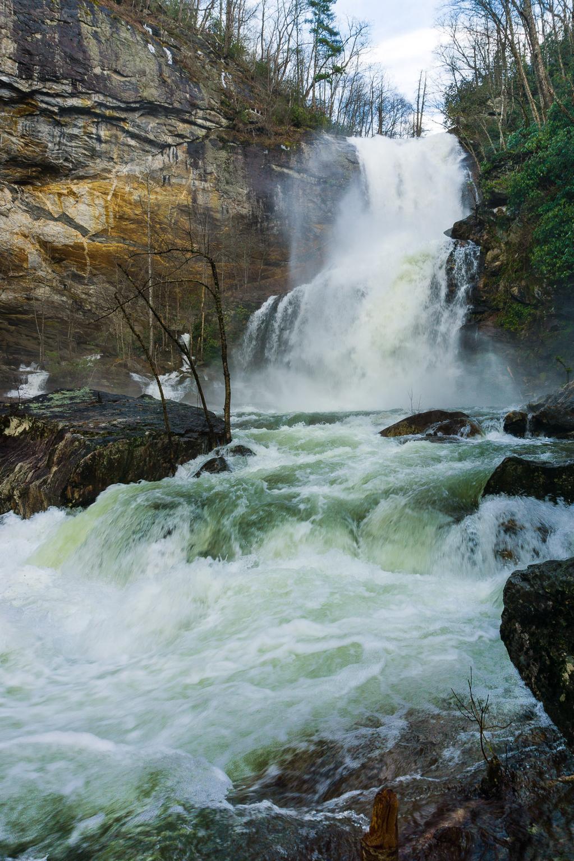 High Falls in High Water