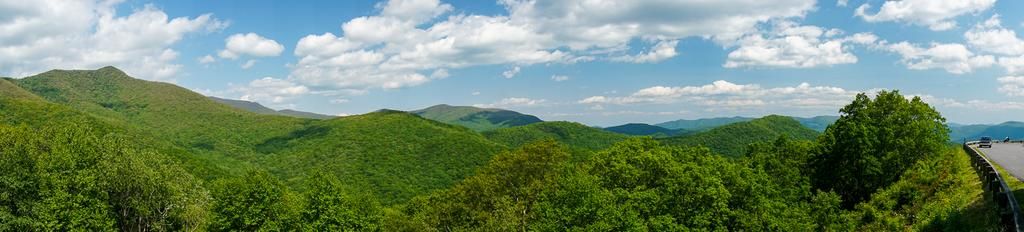 Lane Pinnacle Panorama