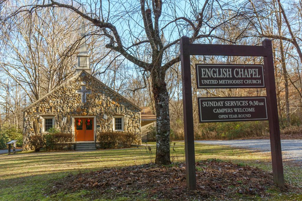 Current inspiration: Christmas at the English Chapel, along the Exercise trail in the Davidson River area.