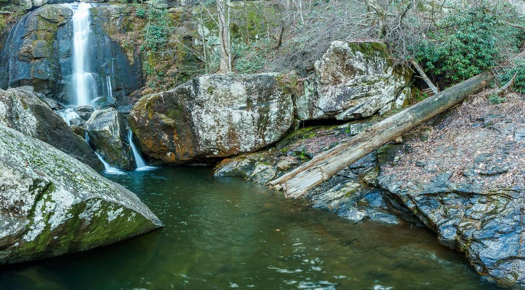 High Shoals Falls Plunge Pool