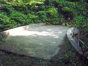 Flat Laurel Creek Trail Concrete Bridge