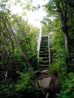 Stairway to Sam Knob