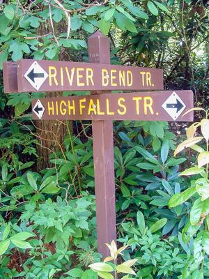River Bend and High Falls Junction