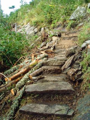 Rough Spots on the Old Mitchell Trail