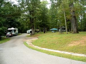 Back to the Campground