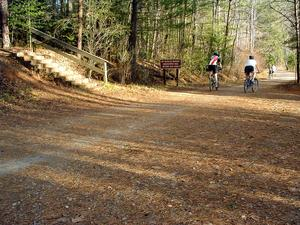 Riders at Bent Creek