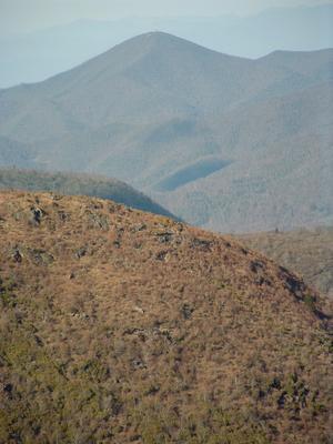 View of Mt. Pisgah
