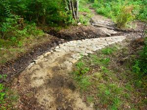 Trail Hardening