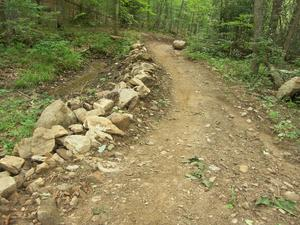 Sidehill Trail Reconstruction