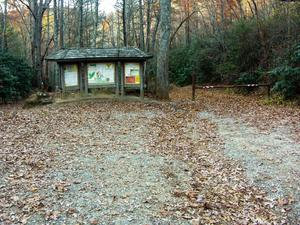 Turkeypen trailhead