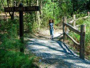 Three Lakes Trail is Perfeft for Kids