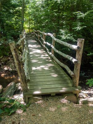 Bridge on the Gate Trail