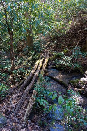 Poundingmill Creek Crossing
