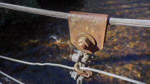 Suspension Bridge Hardware