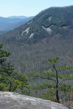 View from Slate Rock Ridge