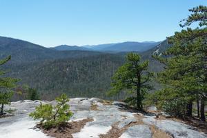 View Southwest from Slate Rock Ridge