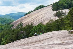 View toward Stone Mountain