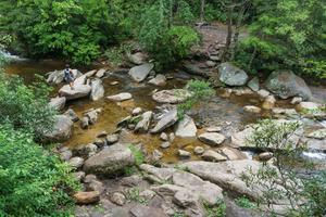 Upper Crossing of Upper Creek