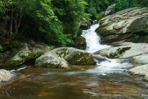 Lower Cascade at Upper Creek Falls