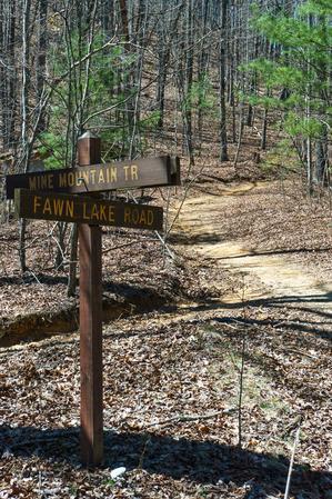 Fawn Lake & Mine Mountain Trails