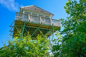 The Green Knob Fire Tower