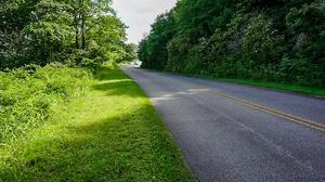 Green Knob Trail Starting Point