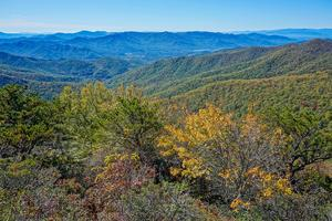 View from Walkers Knob