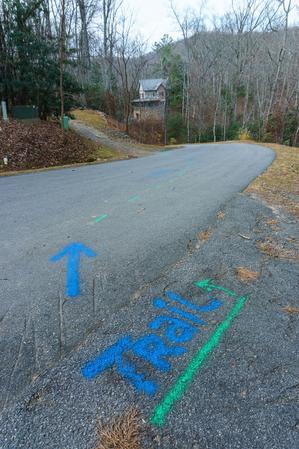 Rainbow Road Trail Crossing