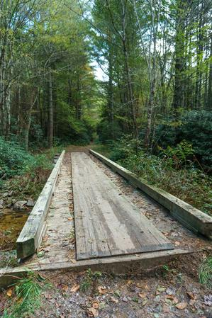 Greenland Creek Footbridge