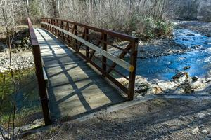 Southern Bridge on the River Loop Trail