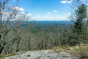 View from Lookout 4 on Chinquapin Mountain
